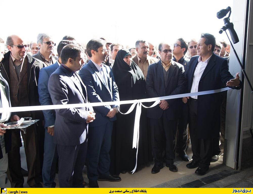 افتتاح بزرگترین خط تولید پنل های خورشیدی در کشور