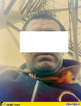 خودکشی جوان28 ساله با دکل برق+تصاویر