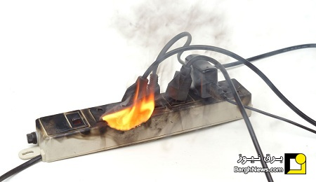 چه حوادث الکتریکی در منازل رخ می دهد؟