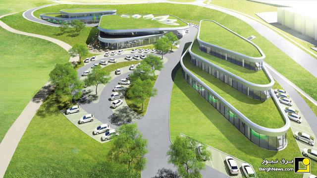 ساخت بزرگترین  ایستگاه شارژ خودرو در آلمان+تصاویر