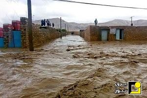 قطعی برق ۱۲۰ روستا بر اثر سیل در سیستان و بلوچستان