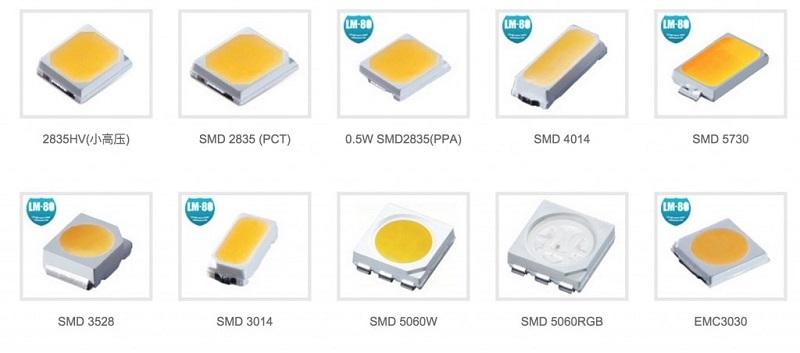 تعمیر لامپهای فوق کم مصرف الای دی